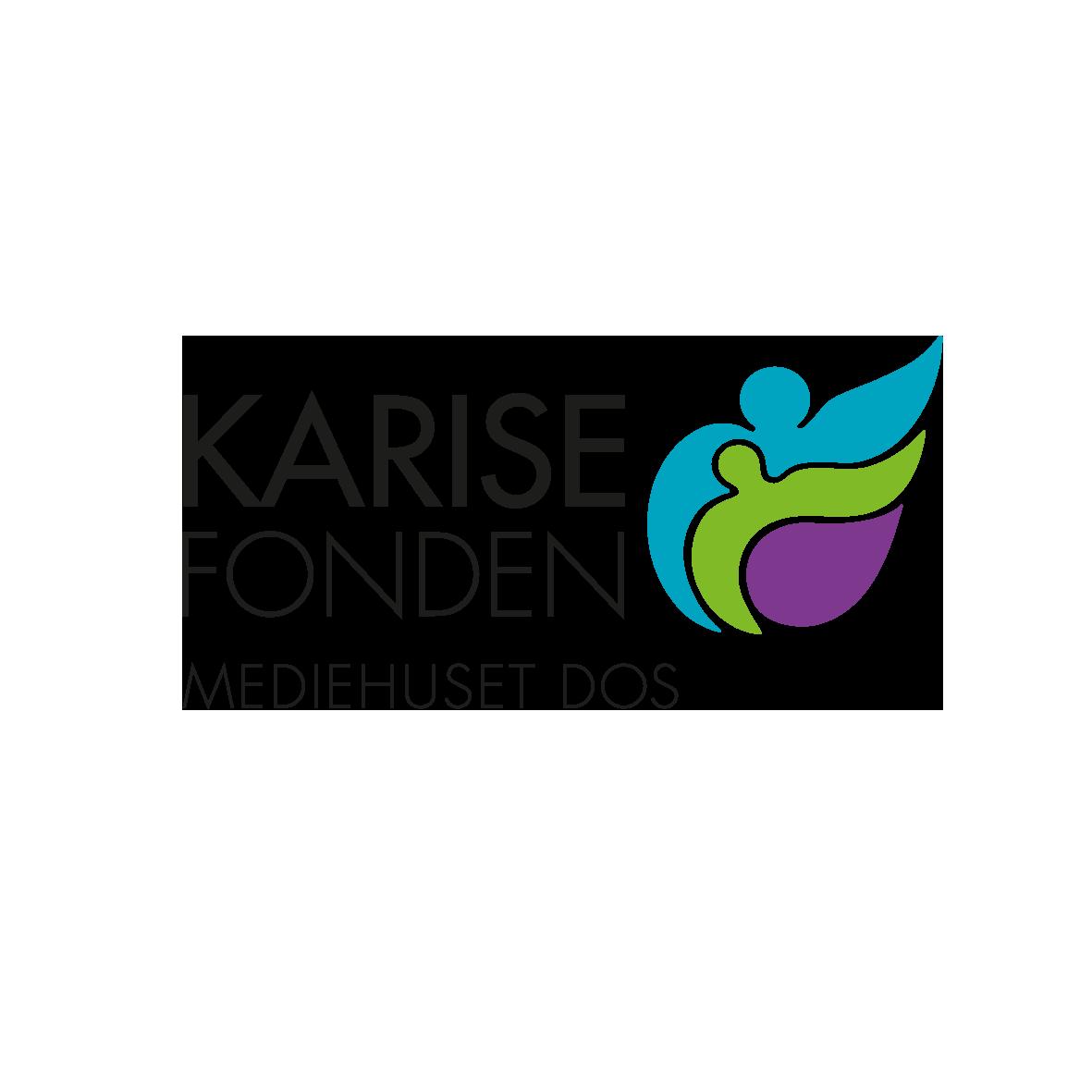 KariseFonden_Logo_RGB_MediehusetDOS_Lille